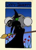 Wicked- Nouveau by uncannyphantom