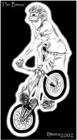 The Bmxer by Meletis