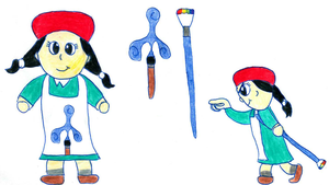 Adult Adeleine by BlazeHeartPanther
