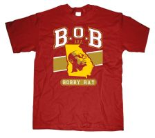 B.o.B college red by isaac1210