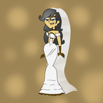 TDCR Zeily wedding dress by ZeiGar