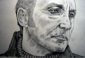 Michael McElhatton by monkeyswithbrushes