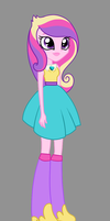 MLP: EG Cadance [out dated] by DisfiguredStick