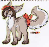 Canine Sketch Adopt - sold by mango-sherbet