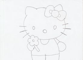 Hello Kitty by shadckie