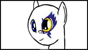eye marker: harpie vision by Beatclaw01