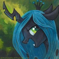 Square Series - Chrysalis by SpainFischer