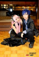 MAGNET: Luka loves KAITO by eternal-sn0w