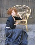 Rowena - Leaning by Eirian-stock