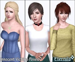 Innocent Victims - Pose Set by D3N1ZFTW