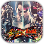 Street Fighter X Tekken Game Icon by Wolfangraul