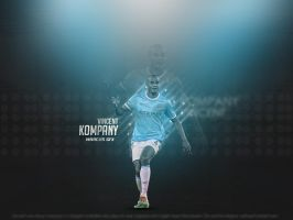Vincent Kompany by Marcus-GFX