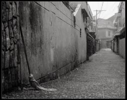 Alley by mymamiya