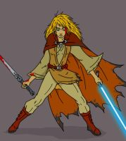 Jedi Weapon Master by Koshindou
