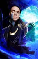Loki by Nero749