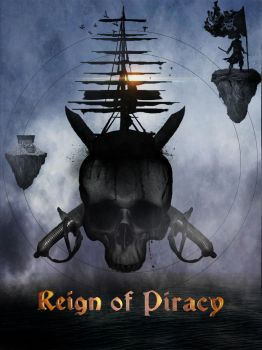 Reign of Piracy by CelerityzZ
