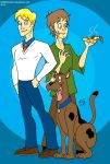 Mystery Inc Boys by DANGERcomics