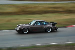Porsche 911 at gatebil Vaaler by Kverna