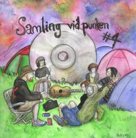 CD cover, various artists by bellls