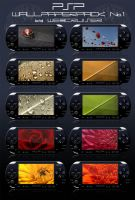 PSP Wallpaperpack No. 1 by webcruiser