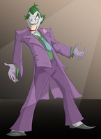 Moar Joker by Toonfused