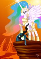 Beheaded by Celestia by Nightshroud