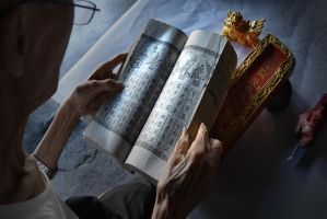 The Old Book Of Life by SAMLIM