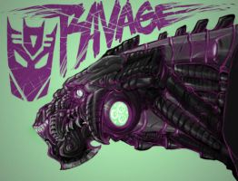 Ravage by Chainsaw-Pimpslap