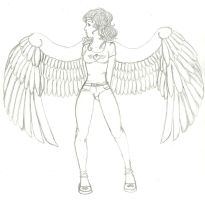 Angel Girl DID by ThatzThatz