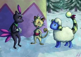 PMD Side-Mission 4 Part 1 by C-Puff