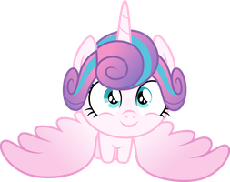 Flurry Heart 01 by DecPrincess