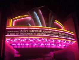 The Great Movie Marquee by blunose2772