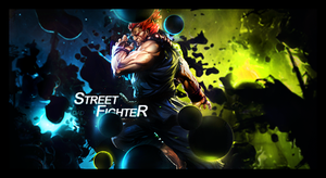 Street Fighter by Ceprin