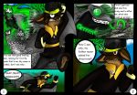 Unknown Bounty page 1-2 by RedRingDoctor