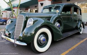 1938 Lincoln Limo by worldtravel04
