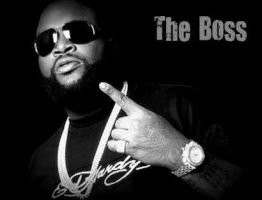 rick ross by brandeeno