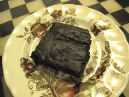 Cacao-Pow Brownie 2a by Windthin