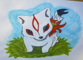 Okami by EclipseQuest2