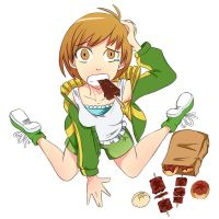 Ran into a Chie by Tranquilis