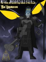 The Third Darkness- The Dragoon by TheScarletMercenary