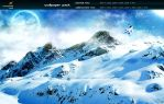 winter wonderland - wp pack by markpaulkk
