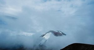 Mt. Tongariro by HaruNiji