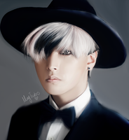 [Fanart] Super Junior Sungmin Mamacita Teaser 4 by LaskmiSims