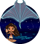 Moana and Tala Pixel by Potatoable