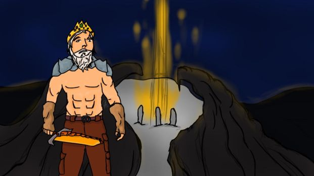 OldManWillakers for King by Cpo98