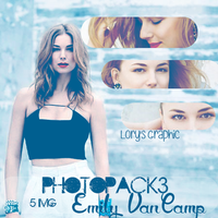 Emilyphotopack3 by LorysGraphic