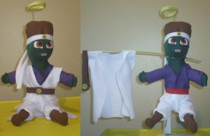 Pikkon Doll Comission-Done! by Iziume89