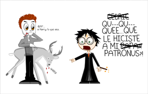 TW y HP crossover 2 by crepusculito
