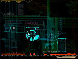 ALIENWARE IN MIND WALL_REV.001 by D4ni3L2008