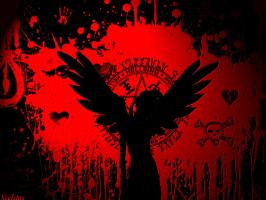 Hellsings Death Angel by Xcelsius